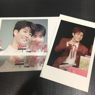 [Rare] Astro Mwave MJ and JinJin Exclusive Photocards
