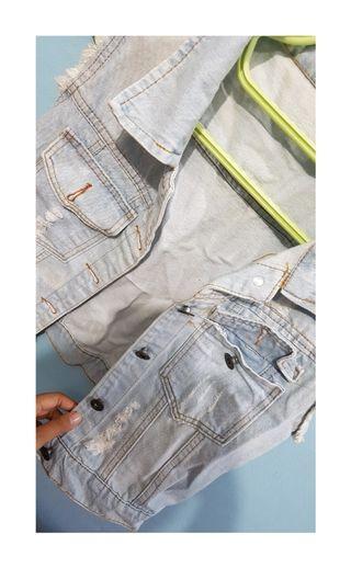 #BAPAU SALE Rompi jeans