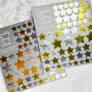Stickers | Metallic Stars