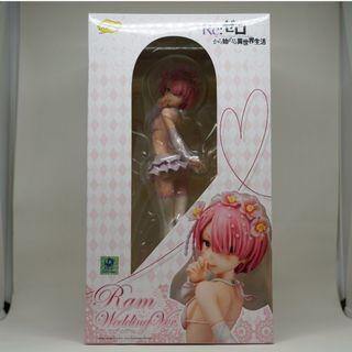Re:ZERO 拉姆 1/7 Scale Figure (Wedding Ver.)