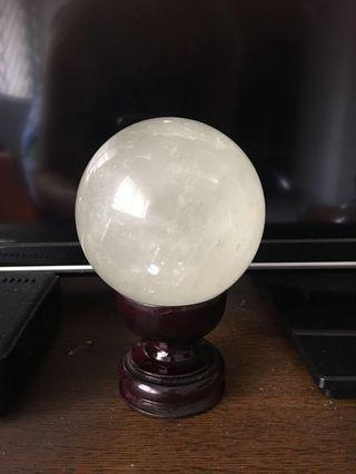 White Crystal Ball #EndgameYourExcess