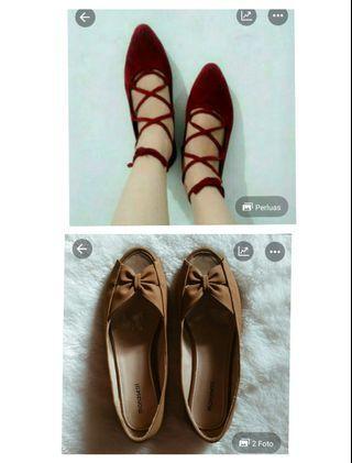 Flat Shoes Take All