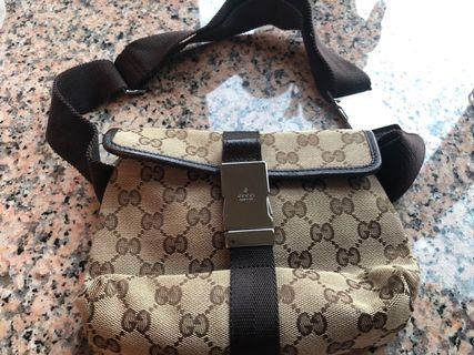 Gucci 袋 (used once) 95% new