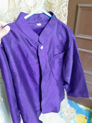 BN Boy Kurung TOP (6Y-8Y)