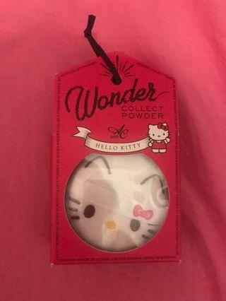 Hello Kitty collect powder