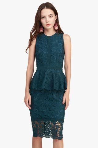 🚚 Fayth crochet dress