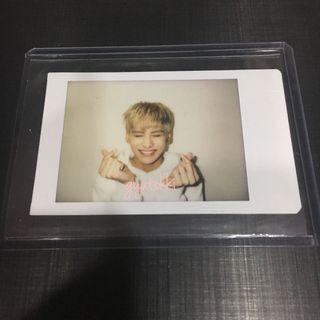 [RARE!!] SF9 Taeyang Polaroid