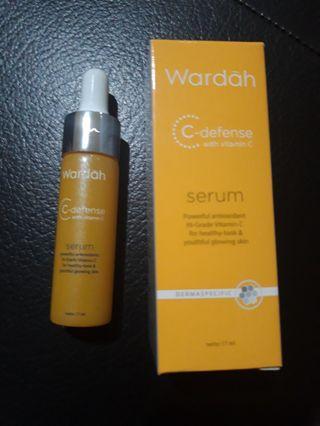 Wardah C-Defense Serum