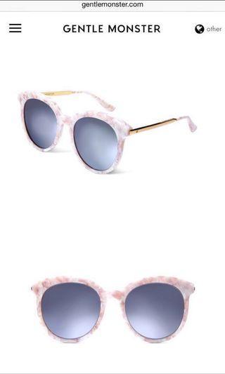 e03859f897a Gentle Monster Lovesome Sunglasses