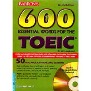 600 essential words for the toeic 2nd edition