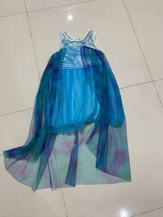 Elsa dress 3years and above