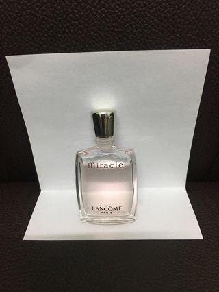 Lancôme Miracle 香水版 sample size