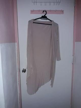 Cotton On Long Cardigan in Pink