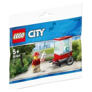 LEGO City Popcorn Cart 30364 Polybag