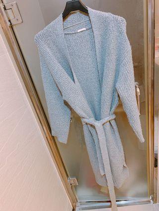 🚚 (二手)GU灰色針織外套
