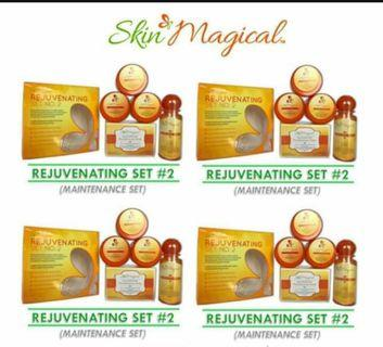 Skin Magical Rejuvenating Set 1,2,3