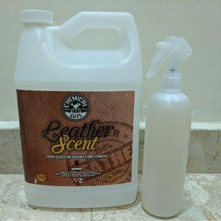 Leather Scent and Odor Eliminator by Chemical Guys