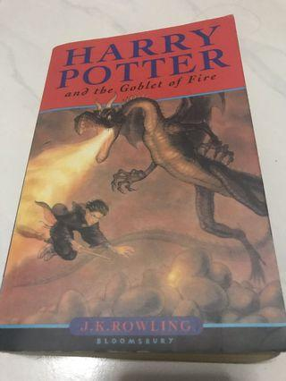 🚚 Harry Potter And The Goblet Of Fire