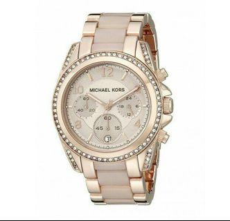 Michael Kors Blair Chronograph Ladies Watch