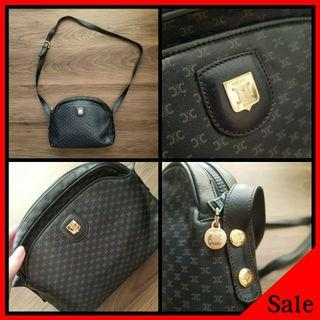 90%New CELINE Monogram Vintage Crossbody Bag