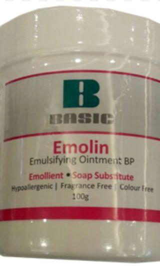 Offer this week $2.80Emolin soap (basic) buy 5 bottle get one free