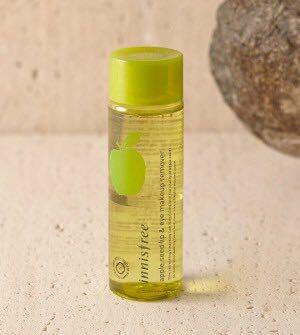 🚚 Innisfree Apple Seed Lip and Eye Makeup Remover