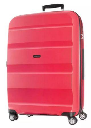[BNIB] American Tourister Bon Air Deluxe Spinner Luggage 75cm (Pink)