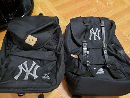 Yankees 背囊