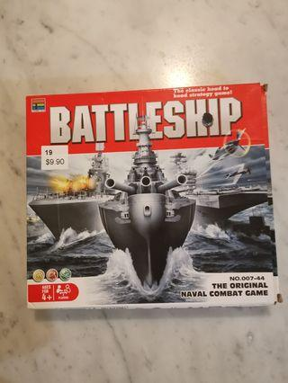 🚚 brand new Battleship