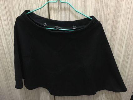 River island mini skirt in size 12