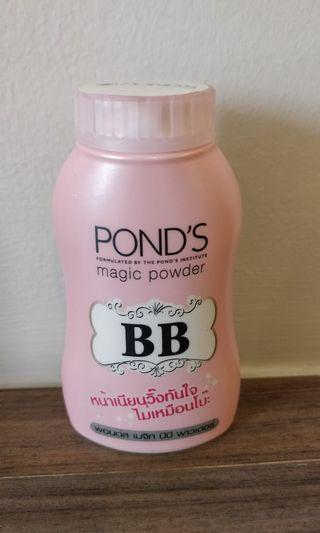 Ponds BB 防曬粉 #包郵