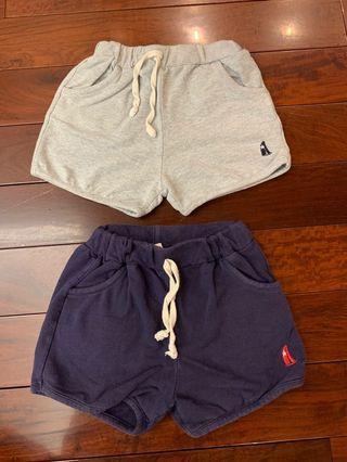 Hot pants X 2 - 130