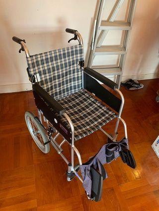 Wheelchair - 輪椅