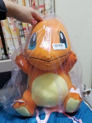 Pokemon - Charmander 小火龍 plush