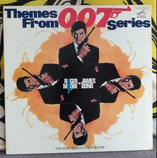 Themes From 007 Series Record