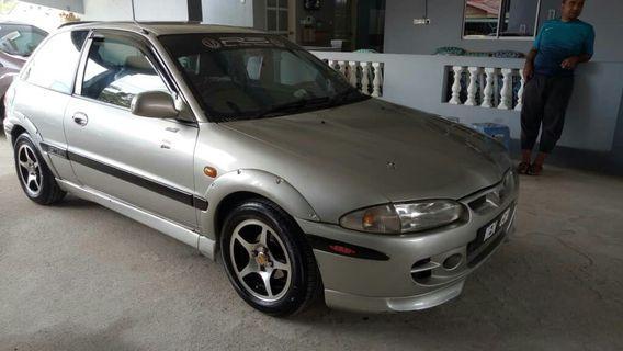 Satria convert GTI