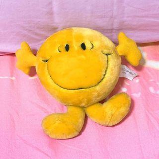 🚚 Mr. Happy stuffed toy