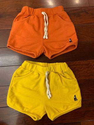 Hot pants x 2 - 120