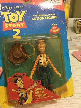 Toy Story 2 Woody figure