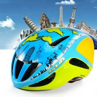*GUB Intergrated Map City Helmet