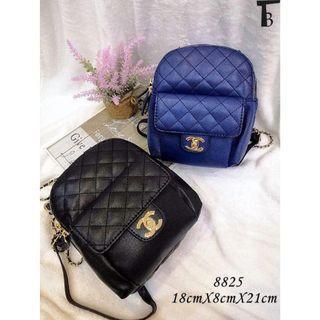 New Chanel Women Mini Back Pack