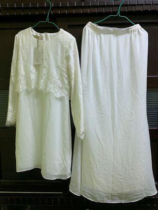 Dahlia dress ( minimalace akad collection )