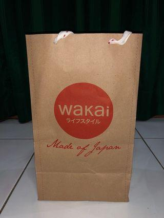 Paper Bag WAKAI