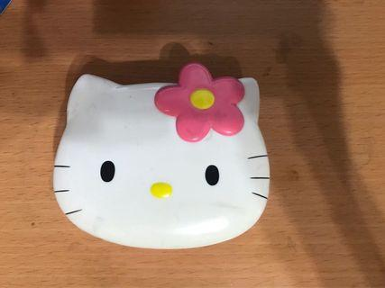 絕版中古Hello Kitty 盒仔(連珠仔)