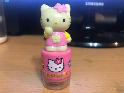 絕版中古Hello Kitty印仔(1999年)