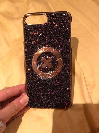 BRAND NEW MIMCO SPARKLY IPHONE 7 plus case