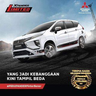 New Mitsubishi Xpander Limited Edition 2019