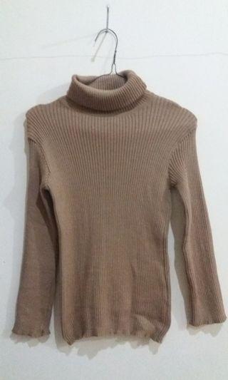 Sweater Rajut , Turtleneck  (SUETERCLOTH)