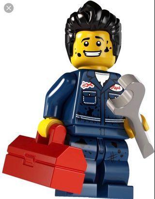 Lego Minifigures 8827 series 6