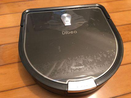 Dibea Robotic Vacuum Cleaner GT9 附送水箱拖布一件 95%new, used once